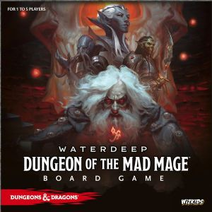 Dungeons & Dragons Board Game: Waterdeep - Dungeon of the Mad Mage (Premium Edition)